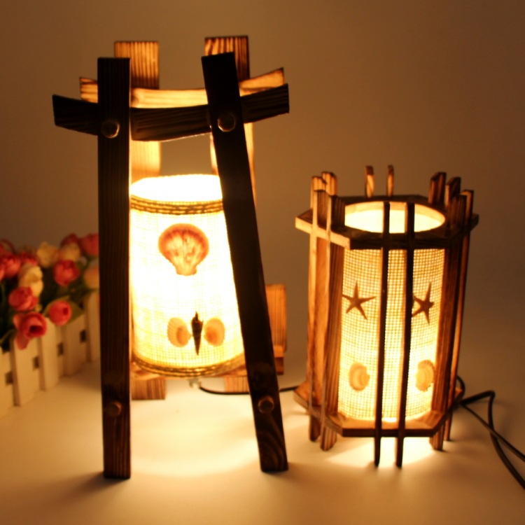 Creative home decorative lamps